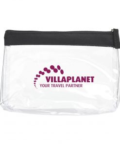 Airplane Cosmeticbag Toiletry Bag From Inferno