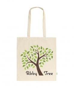 Organic Cotton Shopper 140 G/M² Bag From Inferno