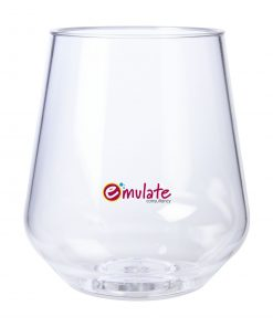 Edge Water Glass Tritan-Plastic 400 Ml From Inferno