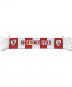Supporter Car Scarf Sublimation From Inferno