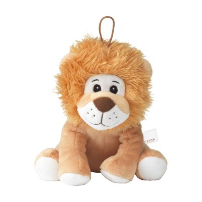 Louis Plush Lion Cuddle Toy From Inferno