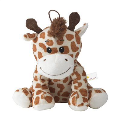 Wamblee Plush Giraffe Cuddle Toy From Inferno