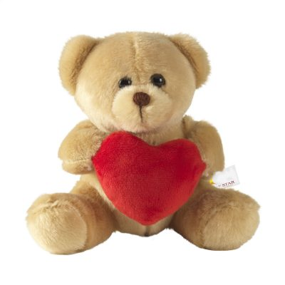 With Love Bear Cuddly Toy From Inferno