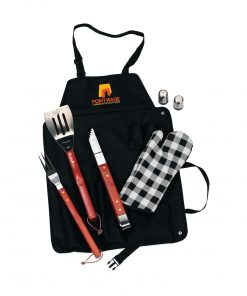 Barbecueboss Apron From Inferno
