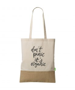 Combi Organic Shopper (160 G/M²) Bag From Inferno