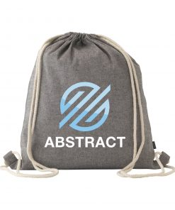 Recycled Cotton Promobag Backpack From Inferno