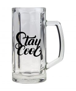 Beer Tankard Large 400 Ml From Inferno