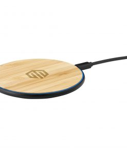 Bamboo 10W Wireless Fast Charger Wireless Fast Charger From Inferno